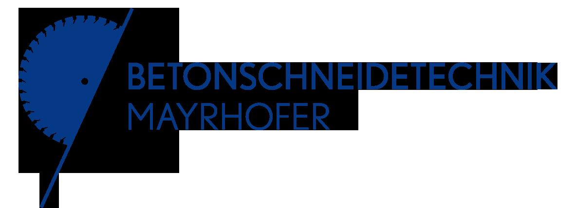 Betonschneidetechnik Mayrhofer